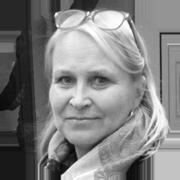 Foto på Johanna Parikka Altenstedt