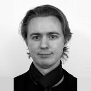 Foto på Gustav Staf Rydén